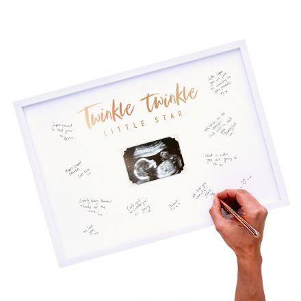 Twinkle Little Star, Guest Book Frame